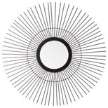 Miroir rond Géo soleil