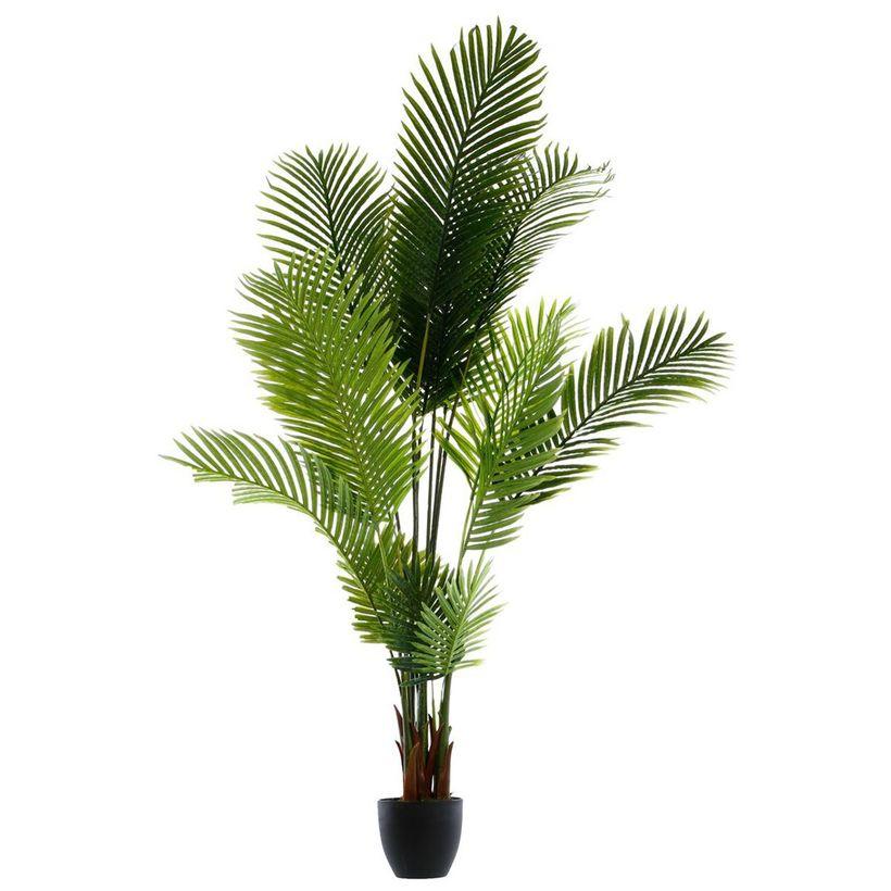 Palmier artificiel en pot H. 170 cm