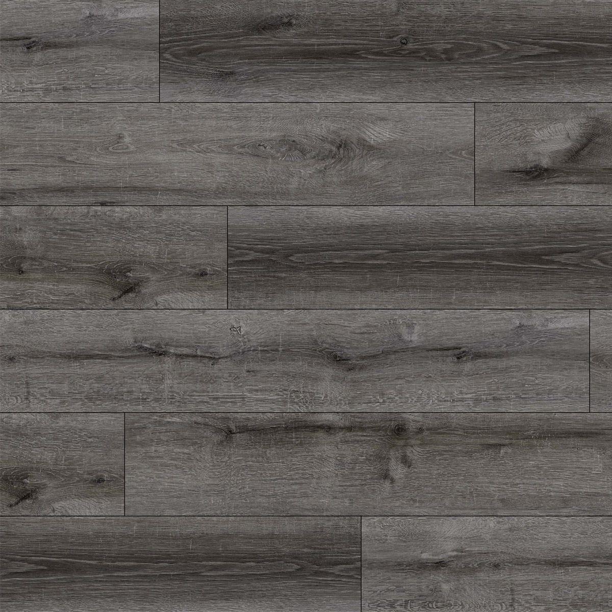 Lame PVC clipsable chêne grisé 6,5 mm Trani | Déco | KALICO