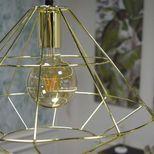 Ampoule filament LED globe D.9 x H.14 cm