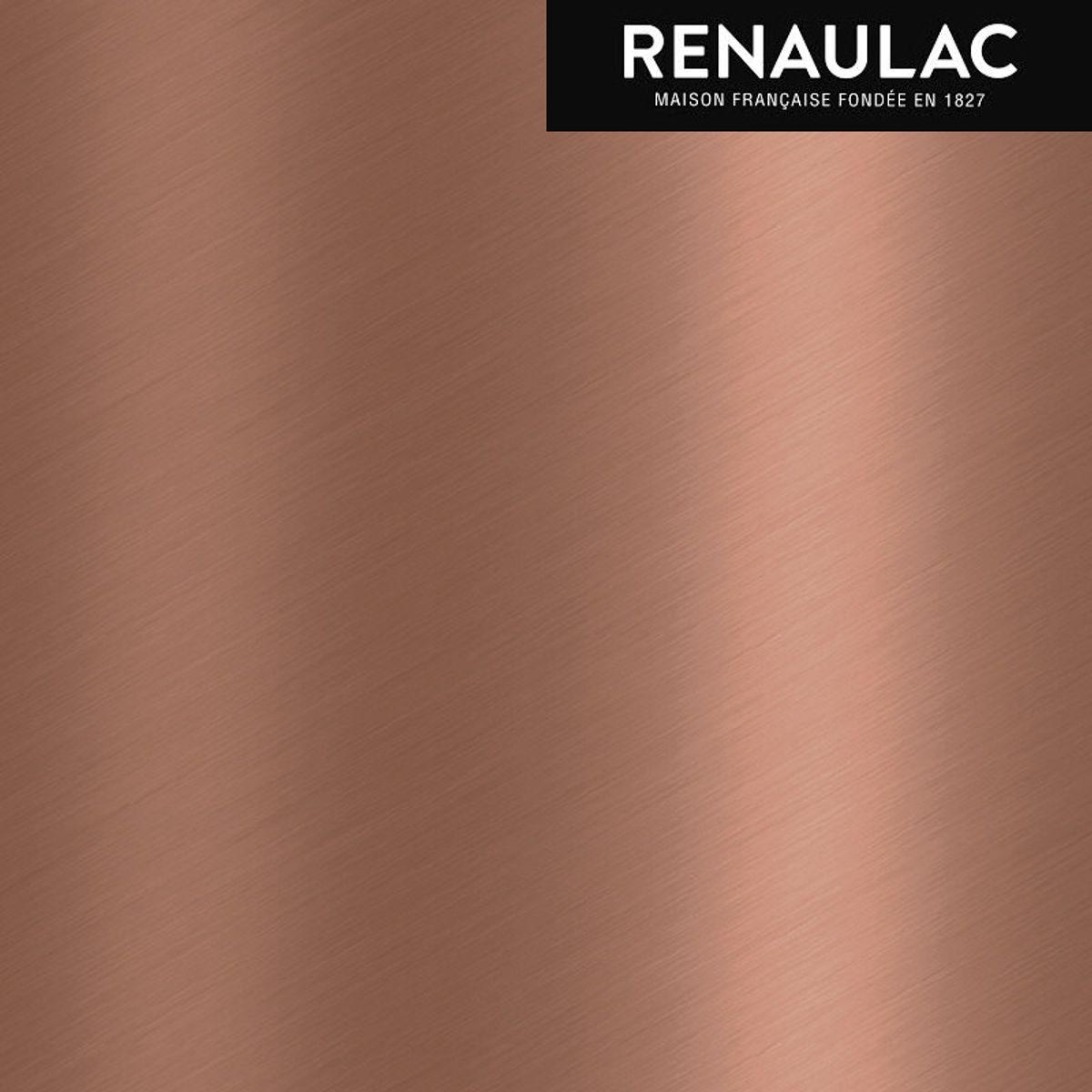 Peinture métal bronze Renaulac
