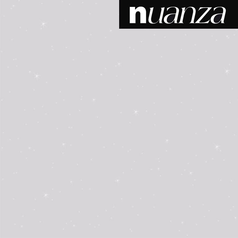 Peinture grise brume pailleté Nuanza 2l