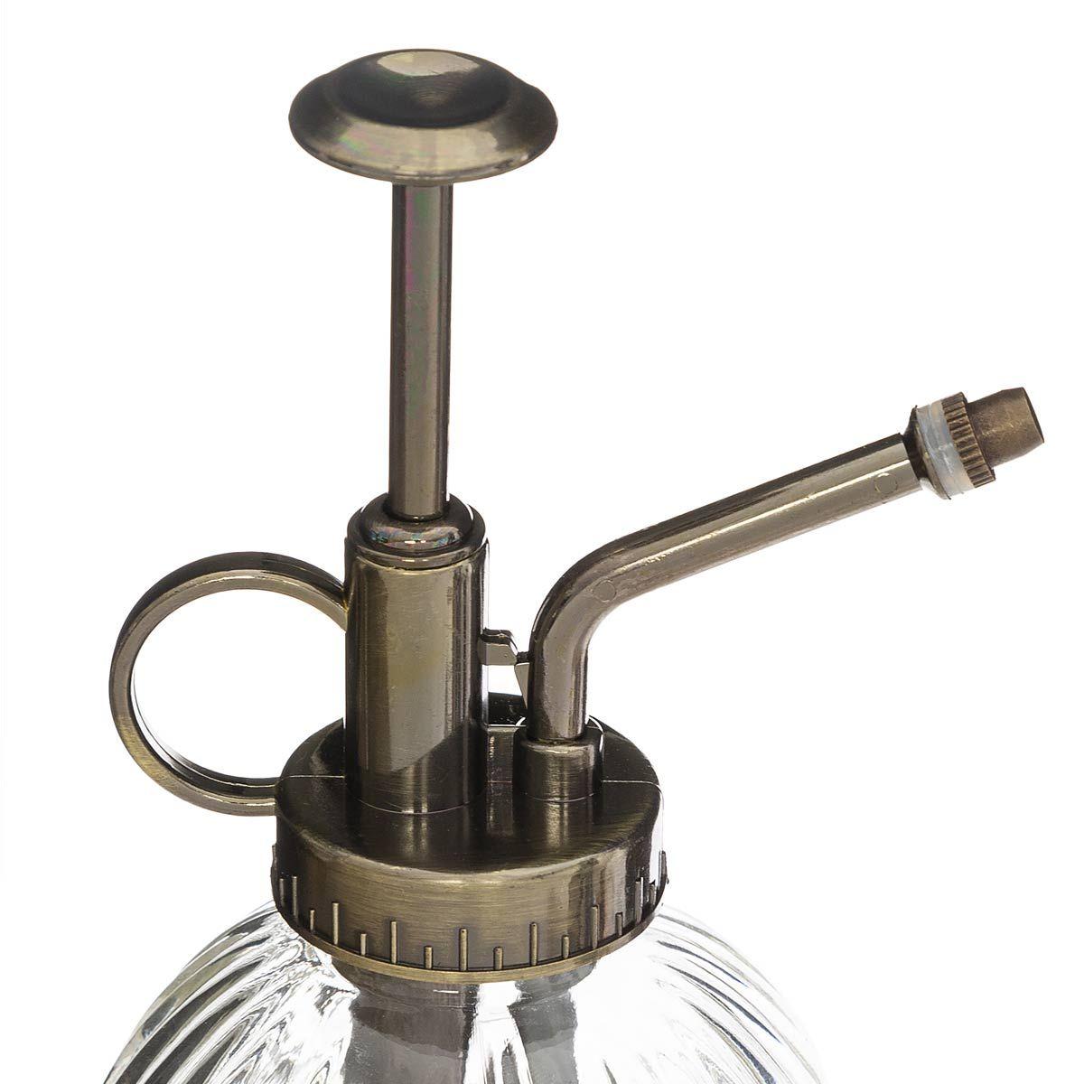 Pulvérisateur vintage en verre