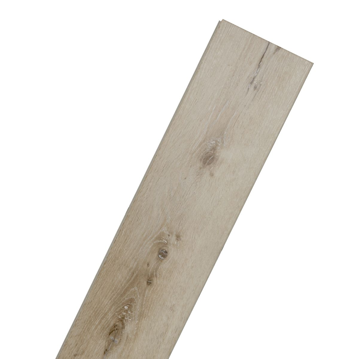 Lame PVC clipsable bois beige greige 4,2mm Matera