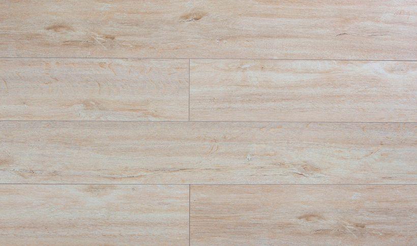Parquet stratifié effet vintage blanchi 10mm Windsor