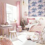 Peinture rose pâle satin monocouche Nuanza