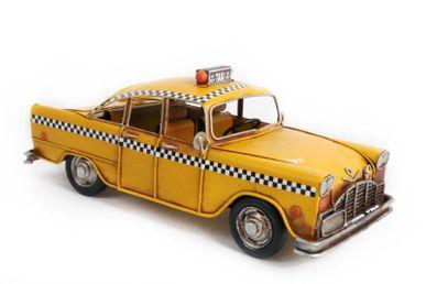 Merveilleux Objet Déco Taxi Jaune