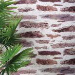 Papier peint vinyl intissé brique naturelle Cranny