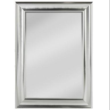 Miroir Baroque Moulures Argent Deco Pas Chere Kalico