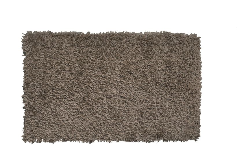 Tapis shaggy gris anthracite Softy 120x170 cm