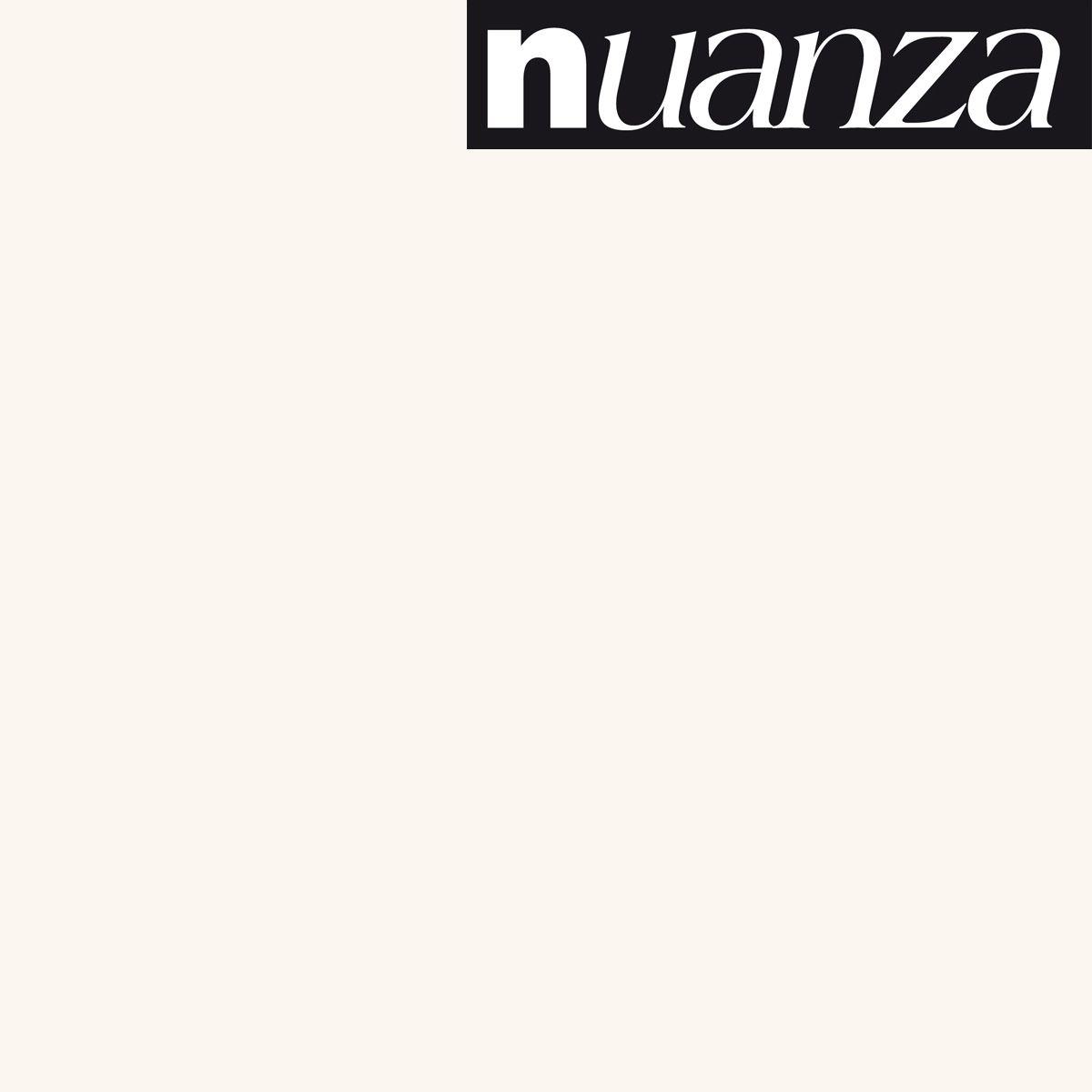 Peinture Nuanza mat monocouche calcaire 2.5l