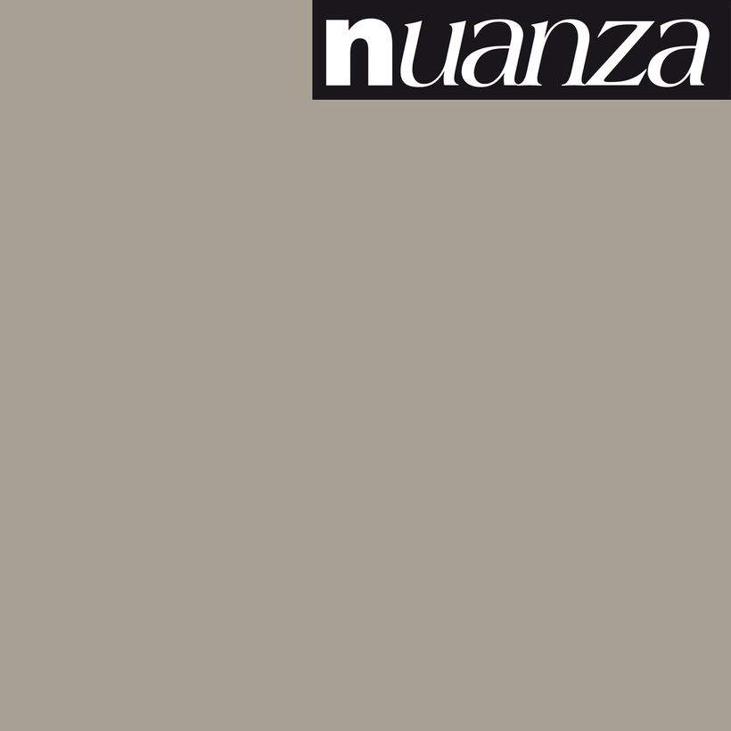 Peinture taupe satin multisupports Nuanza 2.5l