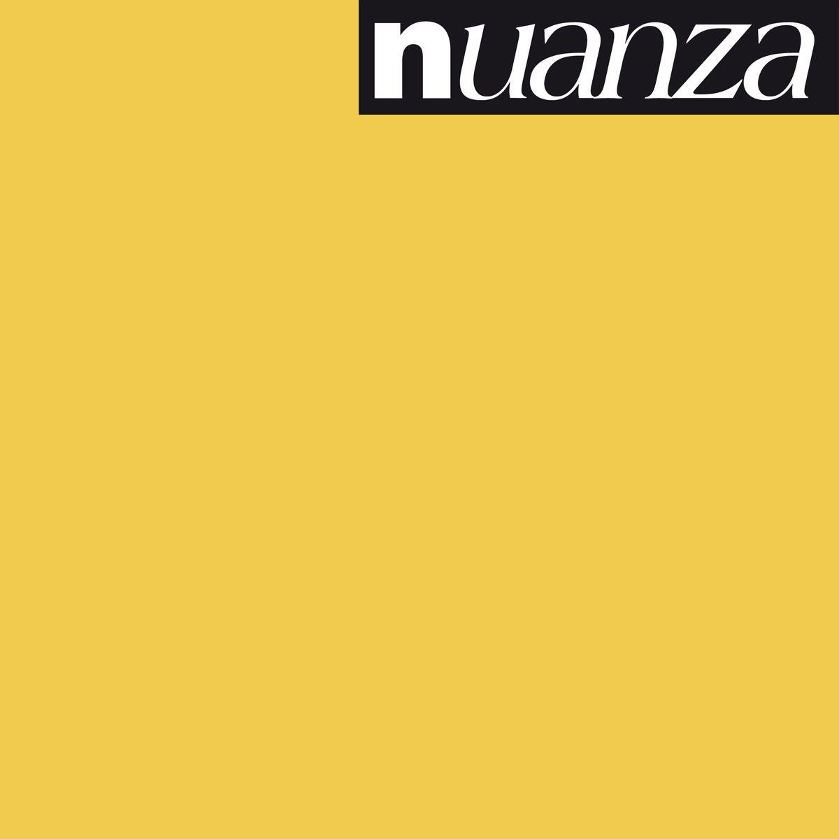 Peinture moutarde satin multisupports Nuanza 0.5l