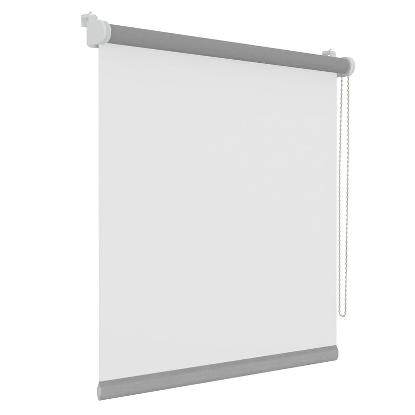 Store enrouleur tamisant blanc Myrdall 42x160 cm