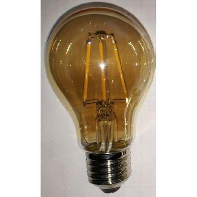 Ampoule Filament Led Ambré